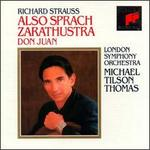 R. Strauss: Also sprach Zarathustra; Don Juan