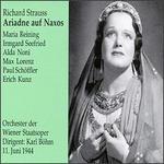 R. Strauss: Ariadne auf Naxos - Alda Noni (vocals); Alfred Muzzarelli (vocals); Elisabeth Rutgers (vocals); Emmy Loose (vocals); Erich Kunz (vocals);...