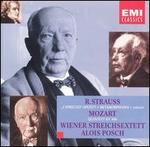 "R. Strauss: ""Capriccio"" Sextett; Metamorphosen 1. Version; Mozart: Quintet KV 406"