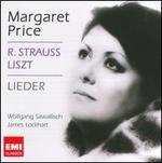 R. Strauss, Liszt: Lieder