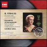 R. Strauss: Vier letzte Lieder; 12 Orchestral Songs