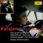 R. Strauss: Zarathustra; Don Juan; 4 Last Songs, etc.