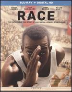 Race [Includes Digital Copy] [UltraViolet] [Blu-ray]