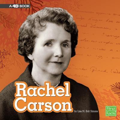 Rachel Carson: A 4D Book - Simons, Lisa M Bolt
