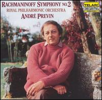Rachmaninoff: Symphony No. 2 - Royal Philharmonic Orchestra; André Previn (conductor)