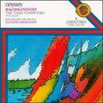 Rachmaninoff: The Three Symphonies/Vocalise