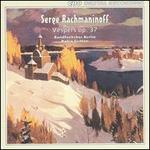 Rachmaninoff: Vespers, Op. 37