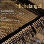 Rachmaninov: Concerto No. 4 in G minor; Ravel: Concerto in G major