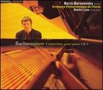 Rachmaninov: Concertos pour piano 1 & 4