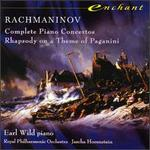 Rachmaninov: Piano Concerti 1-4 / Rhapsody On Theme Of Paganini