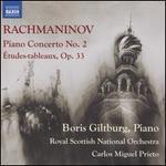Rachmaninov: Piano Concerto No. 2; Études-tableaux, Op. 33