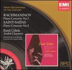 Rachmaninov: Piano Concerto No. 3; Saint-Saëns: Piano Concerto No. 2