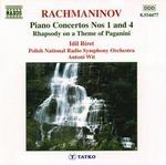 Rachmaninov: Piano Concertos Nos. 1 & 4; Rhapsody on a Theme of Paganini