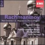 Rachmaninov: Piano Concertos Nos. 1-4; Rhapsody on a Theme of Paganini