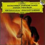 Rachmaninov: Symphonic Dances; Janácek: Taras Bulba