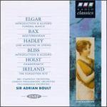 Radio Classics: Elgar; Bax; Hadley...