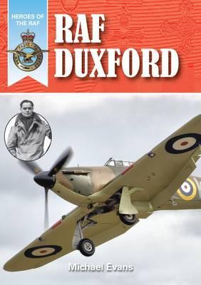 RAF Duxford - Evans, Michael