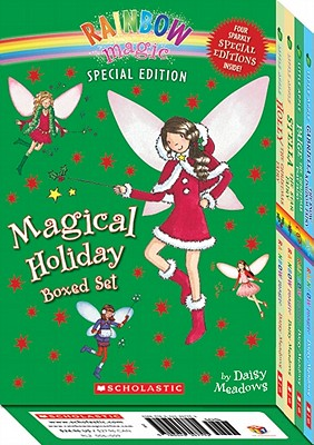 Rainbow Magic Special Edition: Magical Holiday Boxed Set - Meadows, Daisy