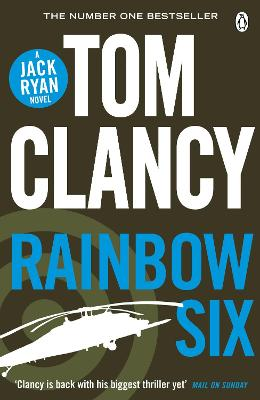 Rainbow Six - Clancy, Tom
