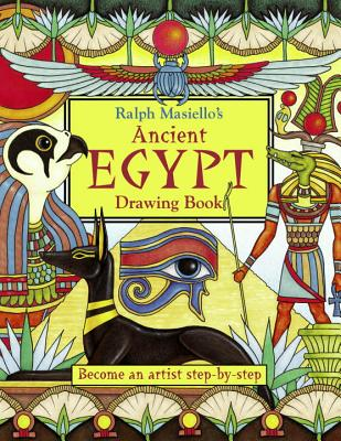 Ralph Masiello's Ancient Egypt Drawing Book -