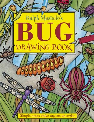Ralph Masiello's Bug Drawing Book -