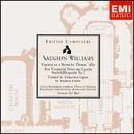 Ralph Vaughan Williams: Fantasia on a Theme by Thomas Tallis; Five Variants of Dives and Lazarus; etc. - Felix Kok (violin); Jeremy Ballard (violin); Michal Kasnowski (cello); Peter Cole (viola);...