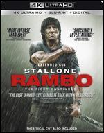 Rambo [Includes Digital Copy] [4K Ultra HD Blu-ray/Blu-ray]