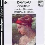 Rameau: Anacr�on