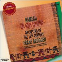 Rameau: Les Indes Galantes Suite - Orchestra of the Eighteenth Century; Frans Br�ggen (conductor)
