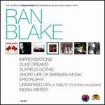 Ran Blake: The Complete Remastered Recordings on Black Saint & Soul Note