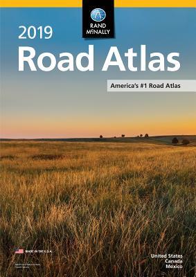Rand McNally 2019 Road Atlas - Rand McNally
