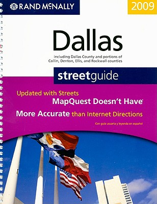 Rand McNally Dallas Streetguide - Rand McNally (Creator)