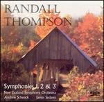 Randall Thompson: Symphonies 1 - 3