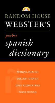 Random House Webster's Pocket Spanish Dictionary - Random House
