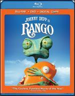 Rango [2 Discs] [Includes Digital Copy] [Blu-ray/DVD]