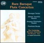 Rare Baroque Flute Concertos