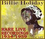 Rare Live Recordings 1934-1959 - Billie Holiday