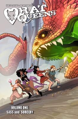 Rat Queens Volume 1: Sass & Sorcery - Wiebe, Kurtis J., and Upchurch, Roc (Artist)