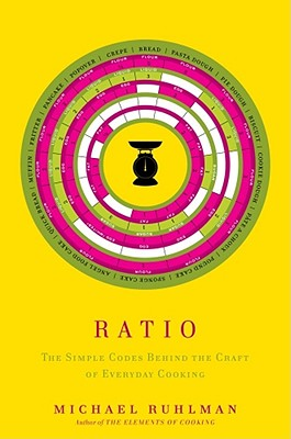 Ratio: The Simple Codes Behind the Craft of Everyday Cooking - Ruhlman, Michael