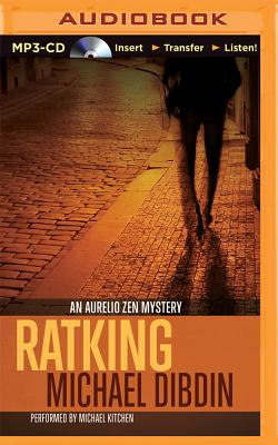 Ratking - Dibdin, Michael, and Kitchen, Michael (Read by)