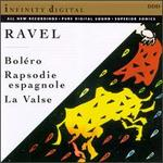 Ravel: Boléro; Rapsodie Espagnole; La Valse