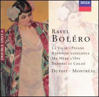 Ravel: Boléro - Orchestre Symphonique de Montréal; Charles Dutoit (conductor)