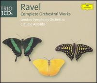 Ravel: Complete Orchestral Works - Paul Edmund-Davies (flute); London Symphony Chorus (choir, chorus); London Symphony Orchestra; Claudio Abbado (conductor)