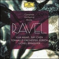 Ravel: Complete Orchestral Works - Ray Chen (violin); Yuja Wang (piano); Zürcher Sing-Akademie (choir, chorus); Zurich Tonhalle Orchestra;...