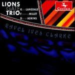 Ravel, Ives, Clarke