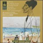 Ravel: Ma Mère l'Oye; Ginastera: Panambì; Strauss: Till Eulenspiegel