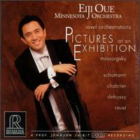 Ravel Orchestrations: Pictures at an Exhibition - Minnesota Orchestra; Eiji Oue (conductor)