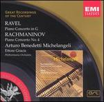 Ravel: Piano Concerto; Rachmaninov: Piano Concerto No. 4