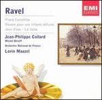 Ravel: Piano Concertos; Pavane pour une Infante défunte; Jeux d'eau; La Valse
