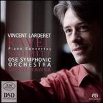 Ravel, Schmitt: Piano Concertos